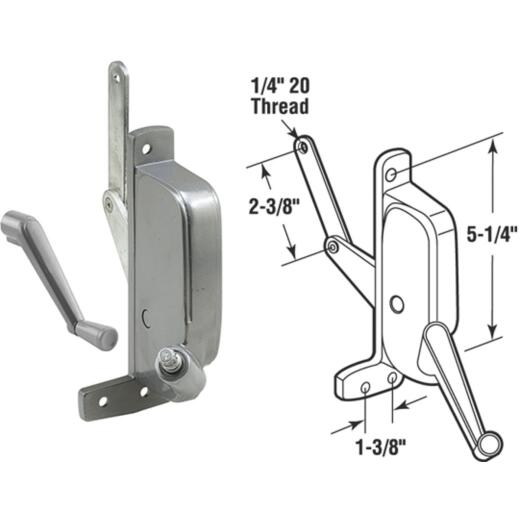 Awning Window Parts